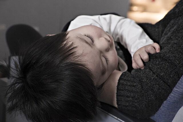 odwodnienie dziecka
