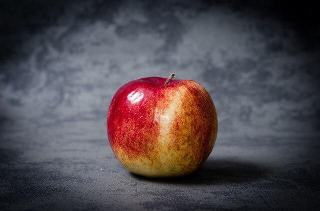 picie octu jabłkowego