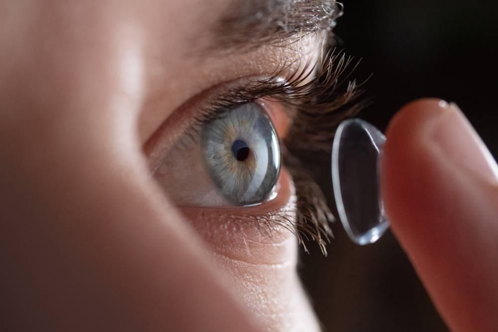 Najbardziej bezpieczne soczewki kontaktowe to ...